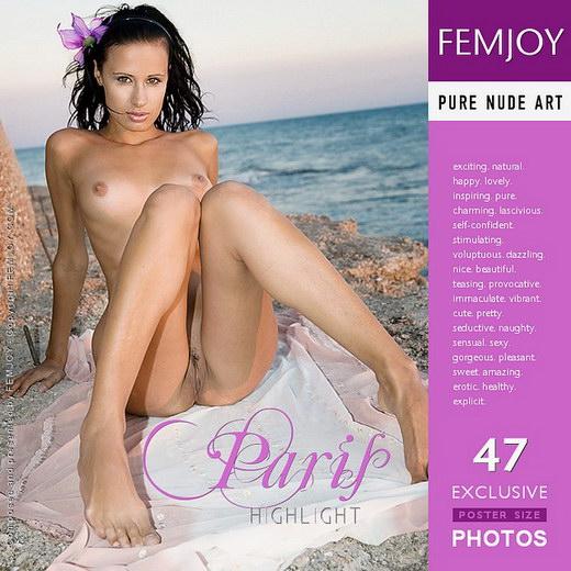 Paris - `Highlight` - by Palmer for FEMJOY