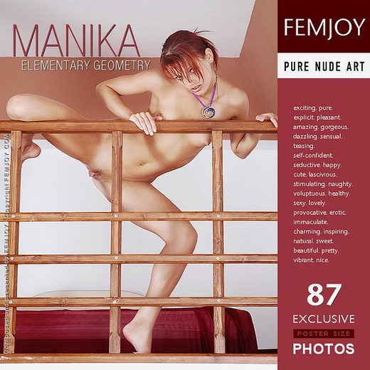 Manika - `Elementary Geometry` - by Skokov for FEMJOY
