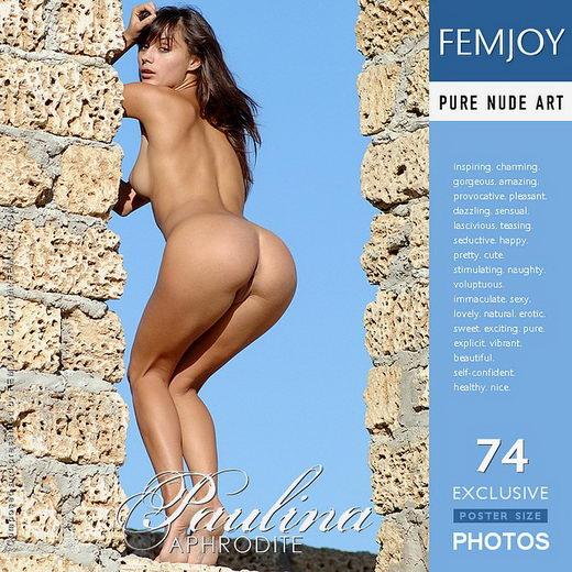 Paulina in Aphrodite gallery from FEMJOY by Sven Wildhan