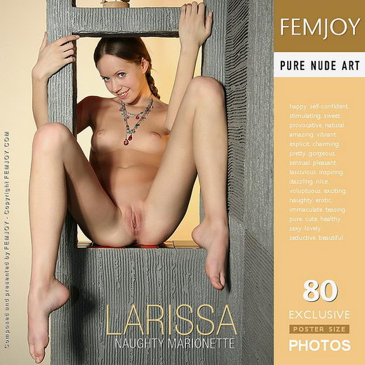 Larissa - `Naughty Marionette` - for FEMJOY