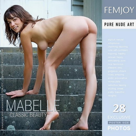 Mabelle - `Classic Beauty` - by Stefan Soell for FEMJOY