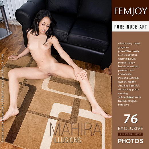 Mahira - `Illusions` - by Iain for FEMJOY