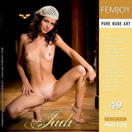 Jadi - `Way down From The Moon Palace` - by Demian Rossi for FEMJOY