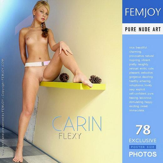 Carin - `Flexy` - by FEMJOY Exclusive for FEMJOY