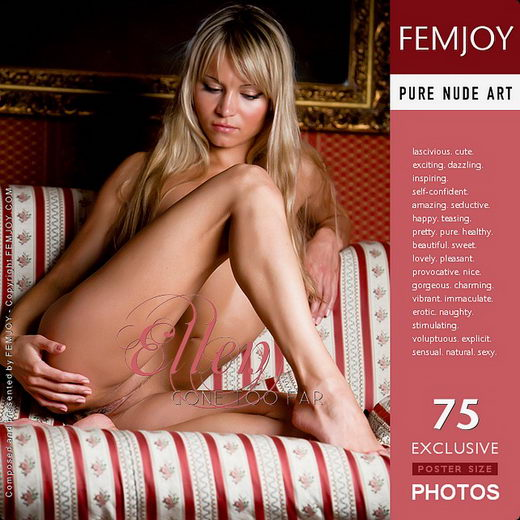 Ellen - `Gone Too Far` - by Demian Rossi for FEMJOY