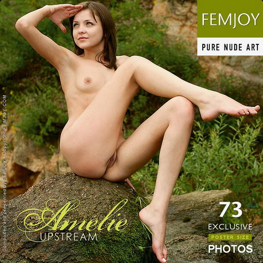 Amelie - `Upstream` - by Jan Svend for FEMJOY