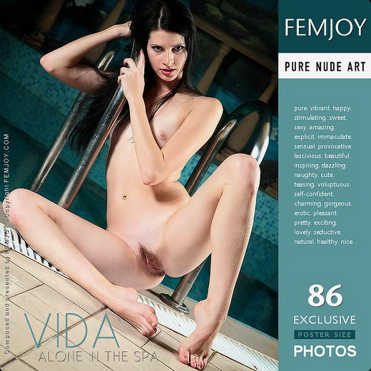 Vida - `Alone In The Spa` - by Skokov for FEMJOY