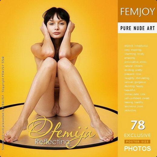 Ofemija - `Reflecting` - for FEMJOY