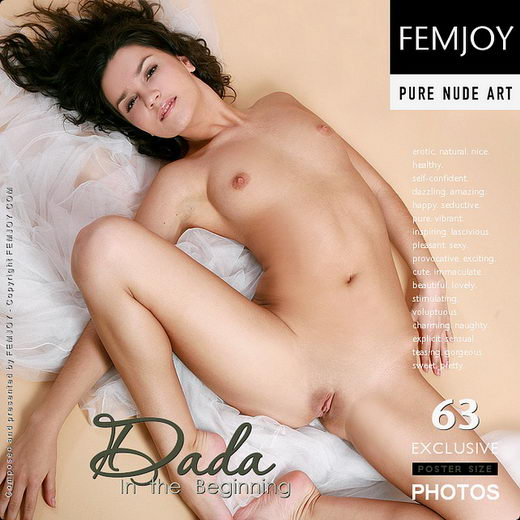 Dada - `In The Beginning` - by Palmer for FEMJOY