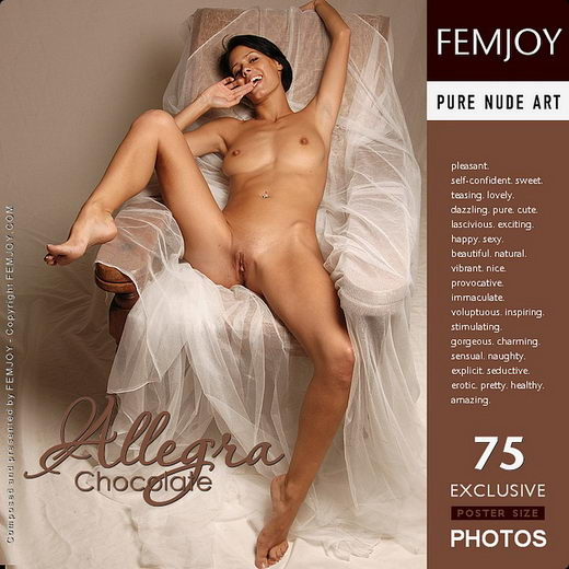 Allegra - `Chocolate` - by Pedro Saudek for FEMJOY