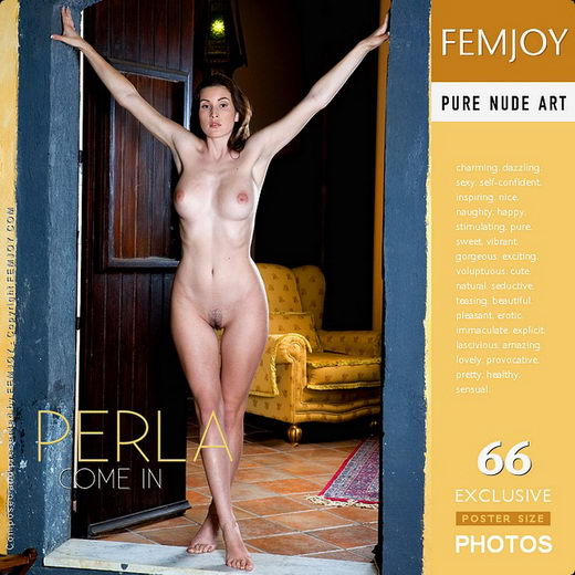 Perla in Come In gallery from FEMJOY by Lorenzo Renzi