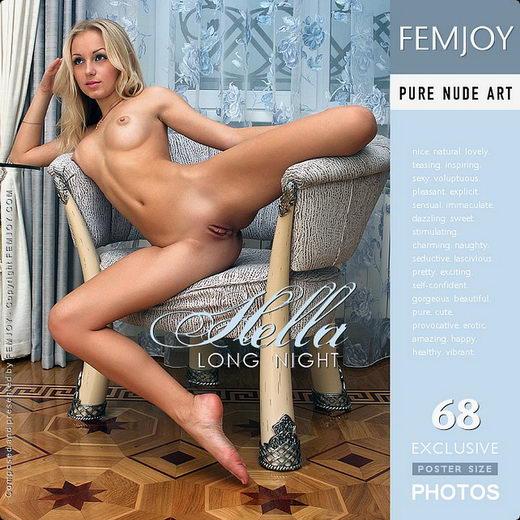 Hella - `Long Night` - by Valery Anzilov for FEMJOY