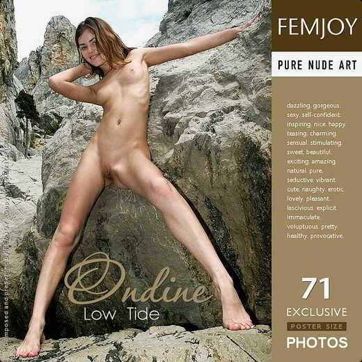 Ondine - `Low Tide` - by Valery Anzilov for FEMJOY