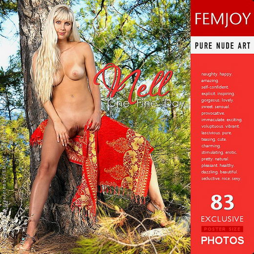 Nell - `One Fine Day` - by Nuart for FEMJOY