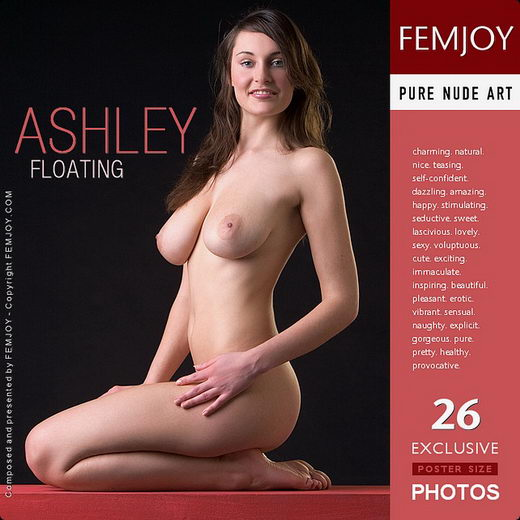 Ashley - `Floating` - by Stefan Soell for FEMJOY