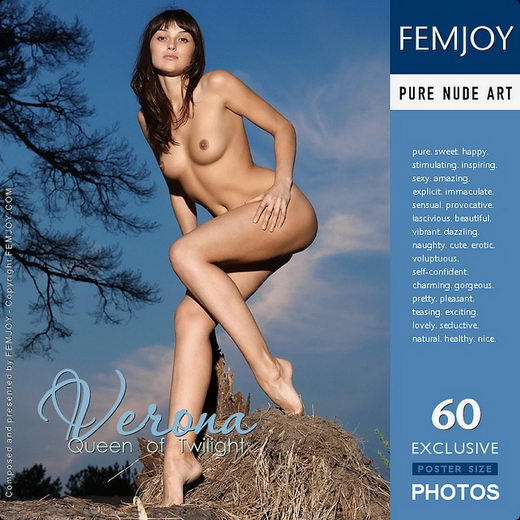 Verona - `Queen of Twilight` - by Peter Olssen for FEMJOY