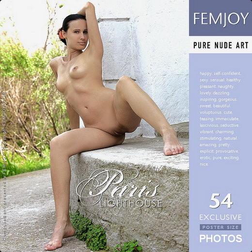 Paris - `Lighthouse` - by Palmer for FEMJOY