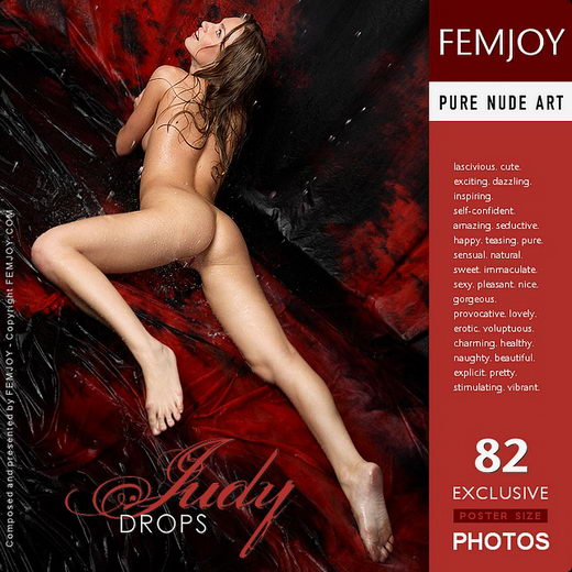 Judy - `Drops` - by FEMJOY Exclusive for FEMJOY