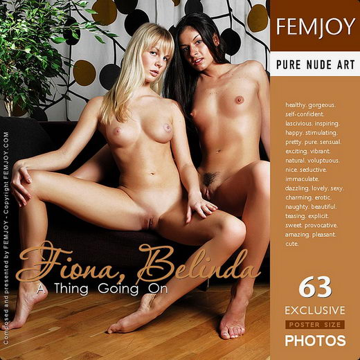 Belinda & Fiona - `A Thing Going On` - by Pedro Saudek for FEMJOY