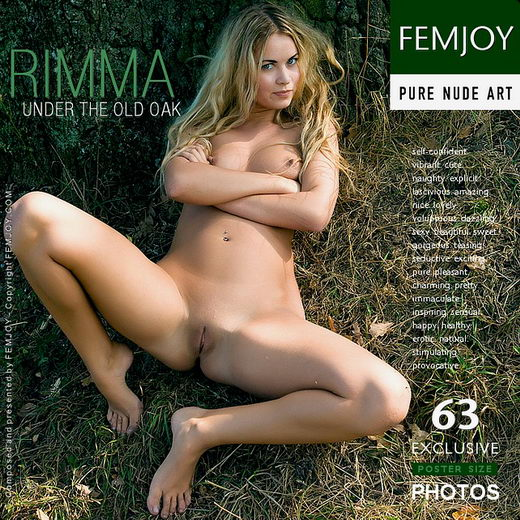 Rimma - `Under The Old Oak` - by Stripy Elephant for FEMJOY