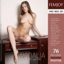Nadalia in A Moment Like This (Corrected Cover) gallery from FEMJOY