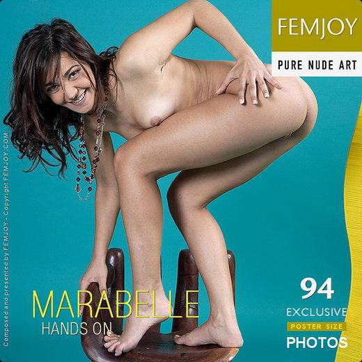 Marabelle - `Hands On` - by Lorenzo Renzi for FEMJOY