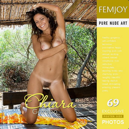 Chiara - `Gazebo` - by Lorenzo Renzi for FEMJOY