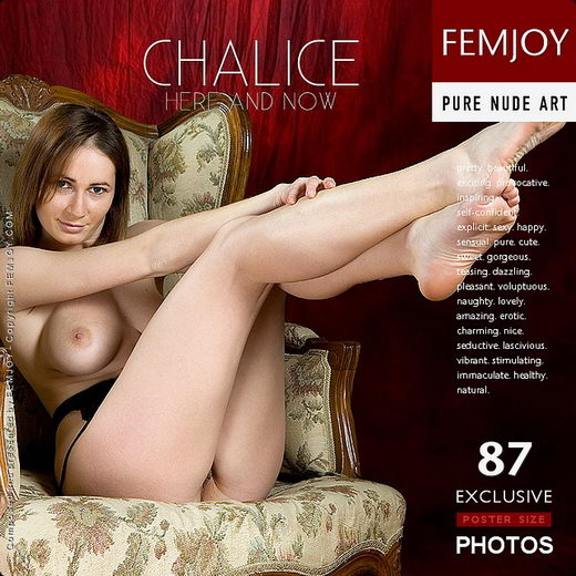 Chalice - `Here and Now` - by Lorenzo Renzi for FEMJOY