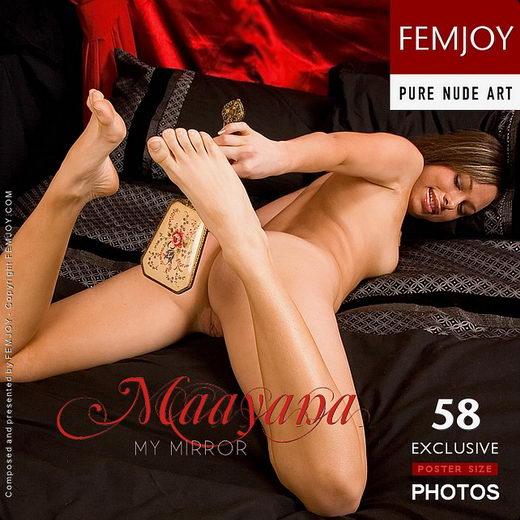 Maayana - `My Mirror` - by Iain for FEMJOY