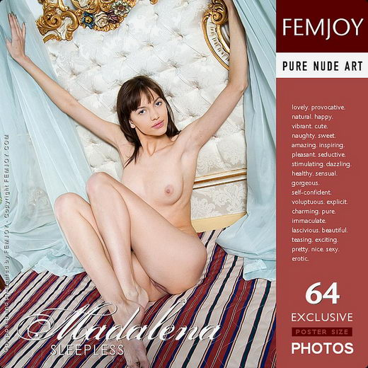 Madalena - `Sleepless` - for FEMJOY