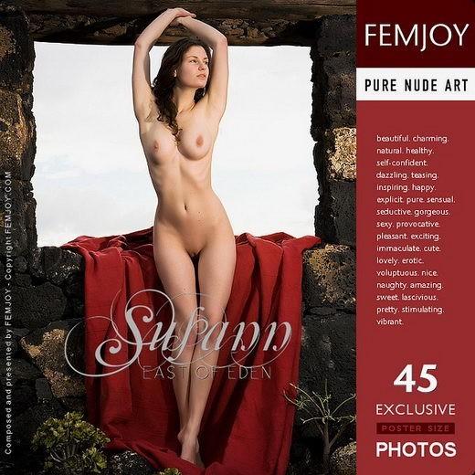 Susann - `East of Eden` - by Demian Rossi for FEMJOY