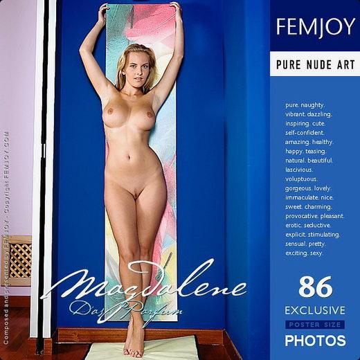 Magdalene - `Das Parfum` - by Lorenzo Renzi for FEMJOY