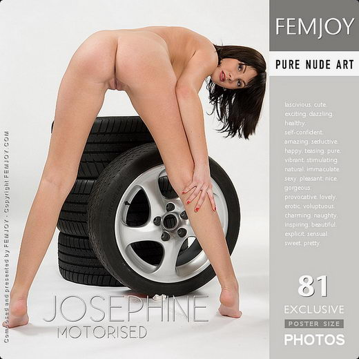 Josephine - `Motorised` - by Lorenzo Renzi for FEMJOY