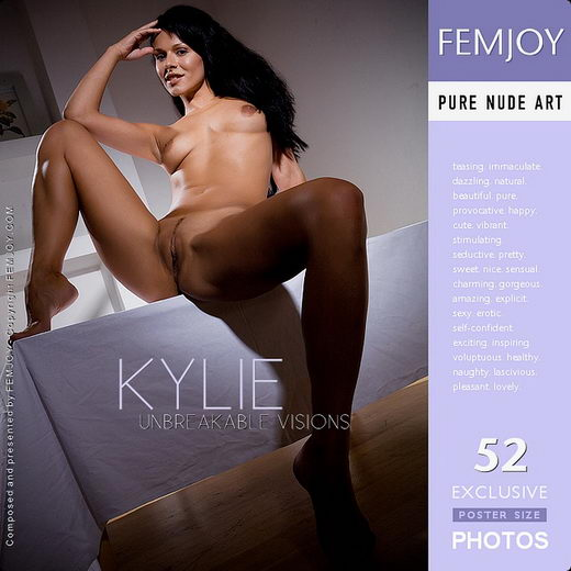 Kylie - `Unbreakable Visions` - by Demian Rossi for FEMJOY