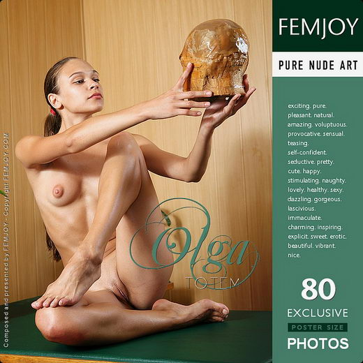 Olga - `Totem` - for FEMJOY