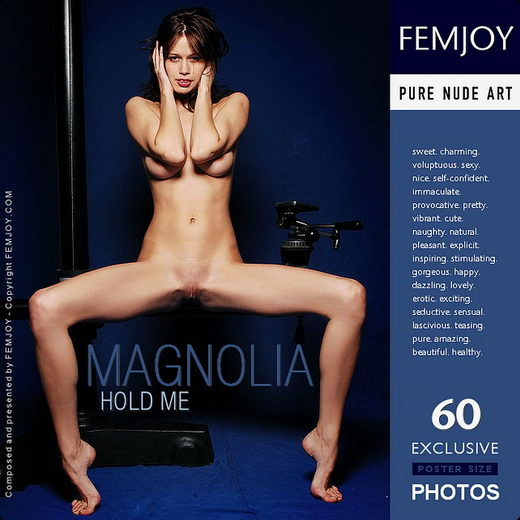Magnolia - `Hold Me` - by Pedro Saudek for FEMJOY