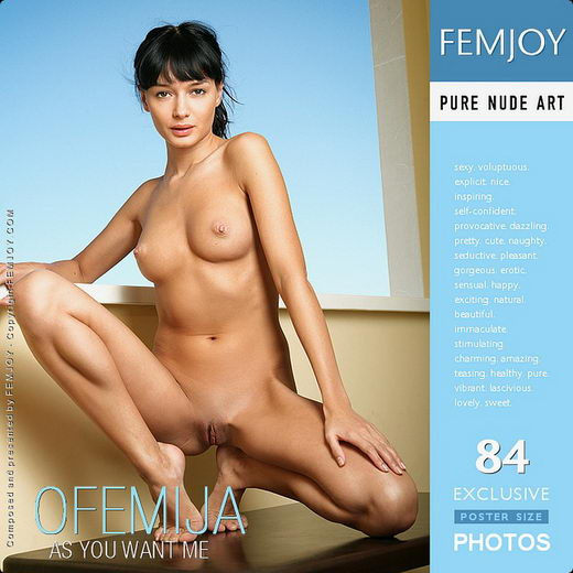 Ofemija - `As You Want Me` - for FEMJOY
