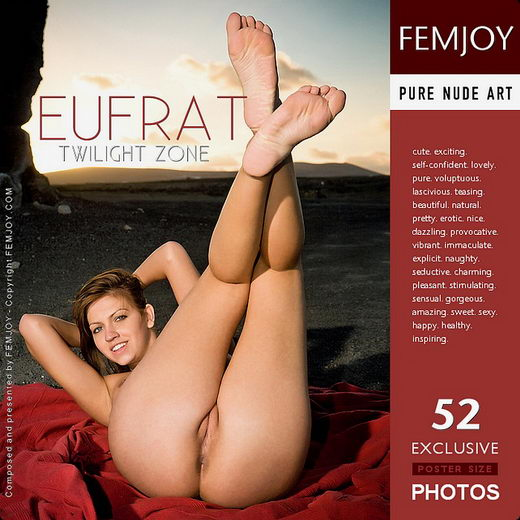 Eufrat - `Twilight Zone` - by Demian Rossi for FEMJOY