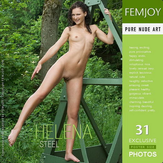 Helena - `Steel` - by Stefan Soell for FEMJOY
