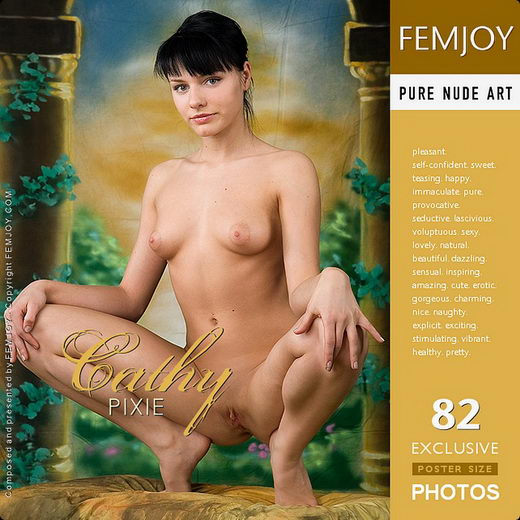 Cathy - `Pixie` - for FEMJOY