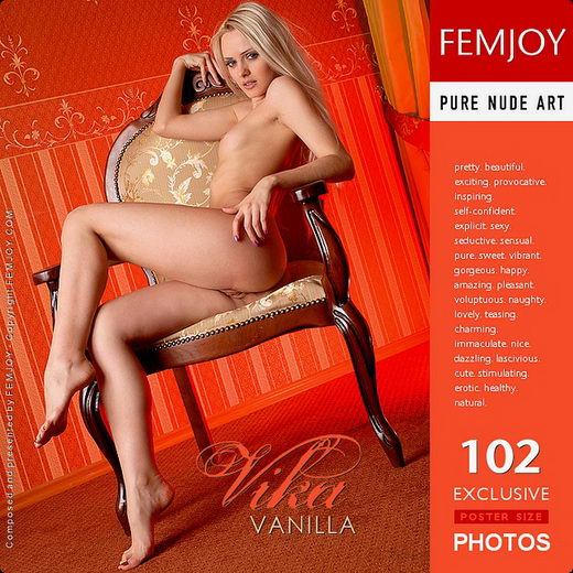 Vika - `Vanilla` - by Depp for FEMJOY