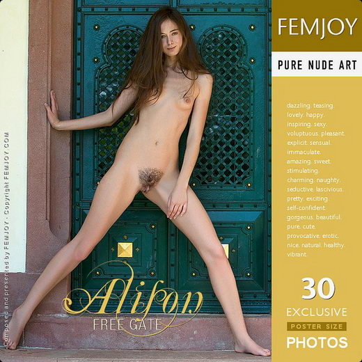 Alison - `Free Gate` - by Stefan Soell for FEMJOY