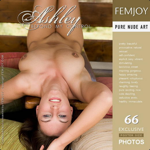 Ashley - `Beyond My Control` - by Demian Rossi for FEMJOY