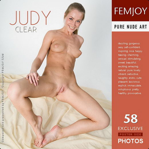 Judy - `Clear` - for FEMJOY