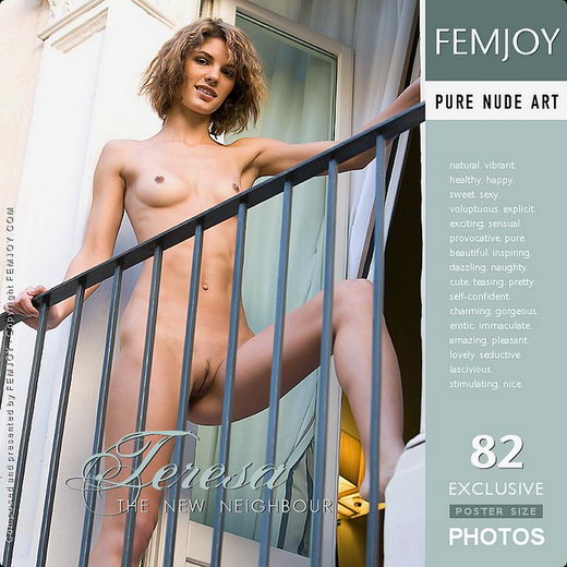 Teresa - `The New Neighbour` - by Lorenzo Renzi for FEMJOY