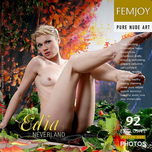 Edia - `Neverland` - by Tom Leonard for FEMJOY