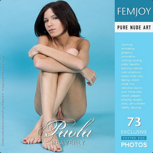 Paola - `Heavenly` - for FEMJOY