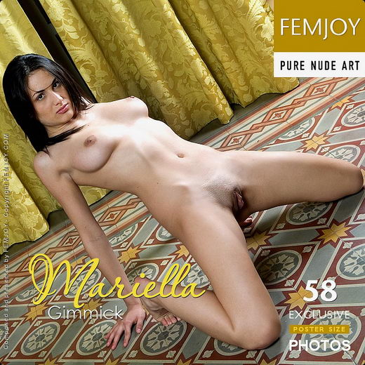 Mariella - `Gimmick` - by Zorlen for FEMJOY