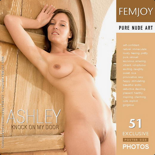 Ashley in Knock on my Door gallery from FEMJOY by Demian Rossi