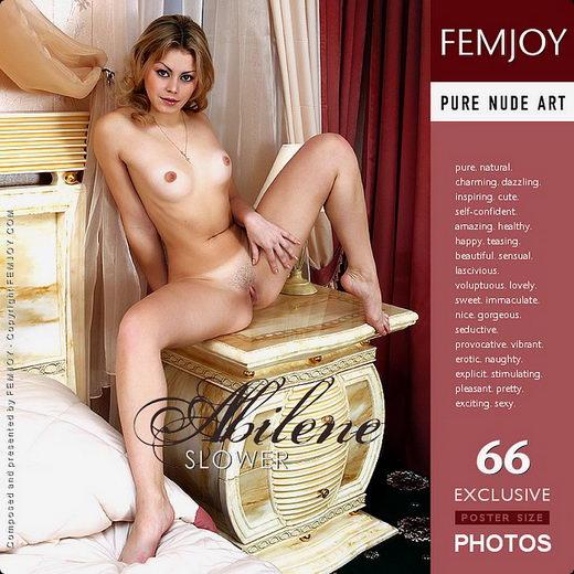 Abilene - `Slower` - by Valery Anzilov for FEMJOY